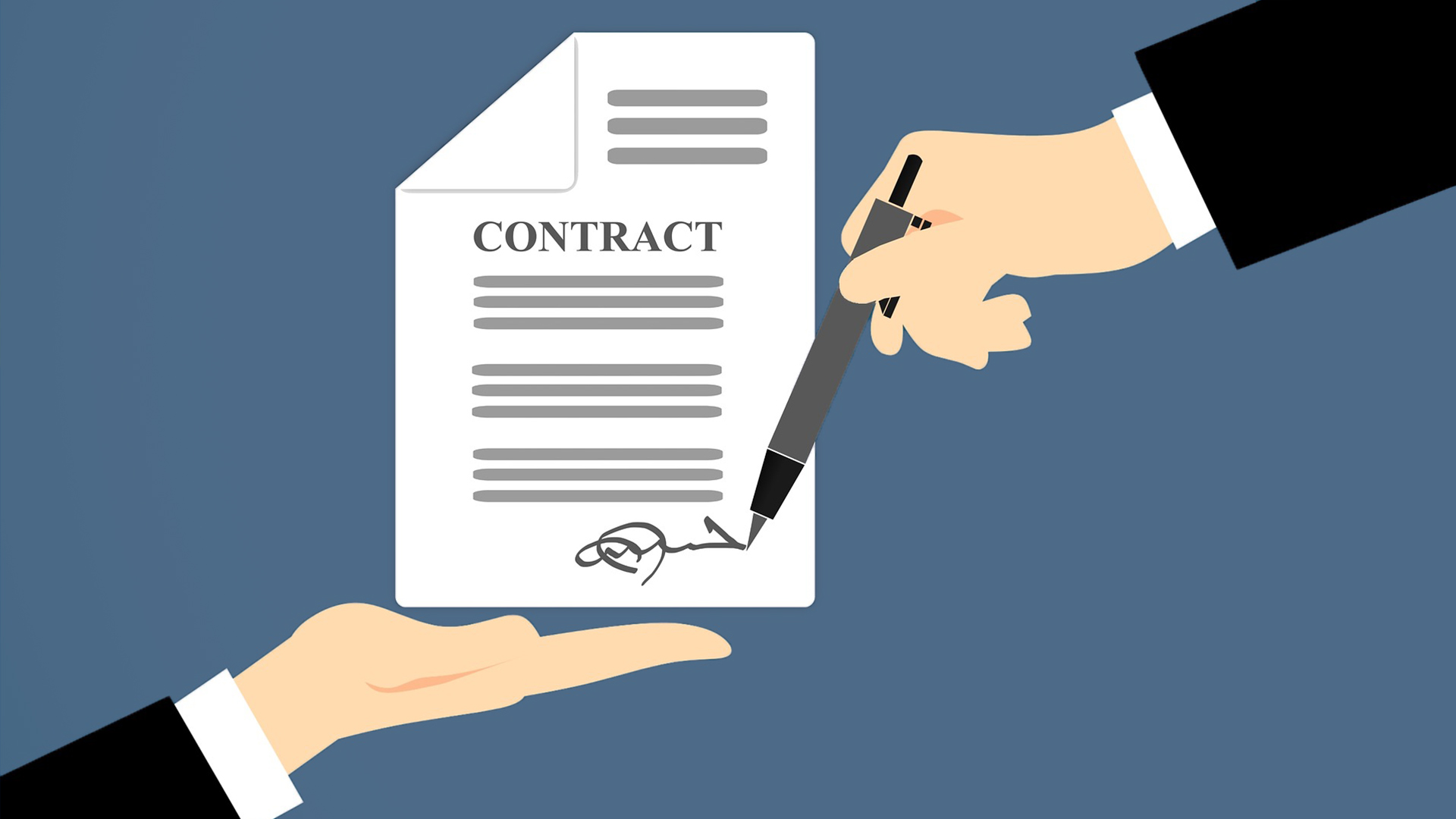 Electronic Signature for Online Contracts