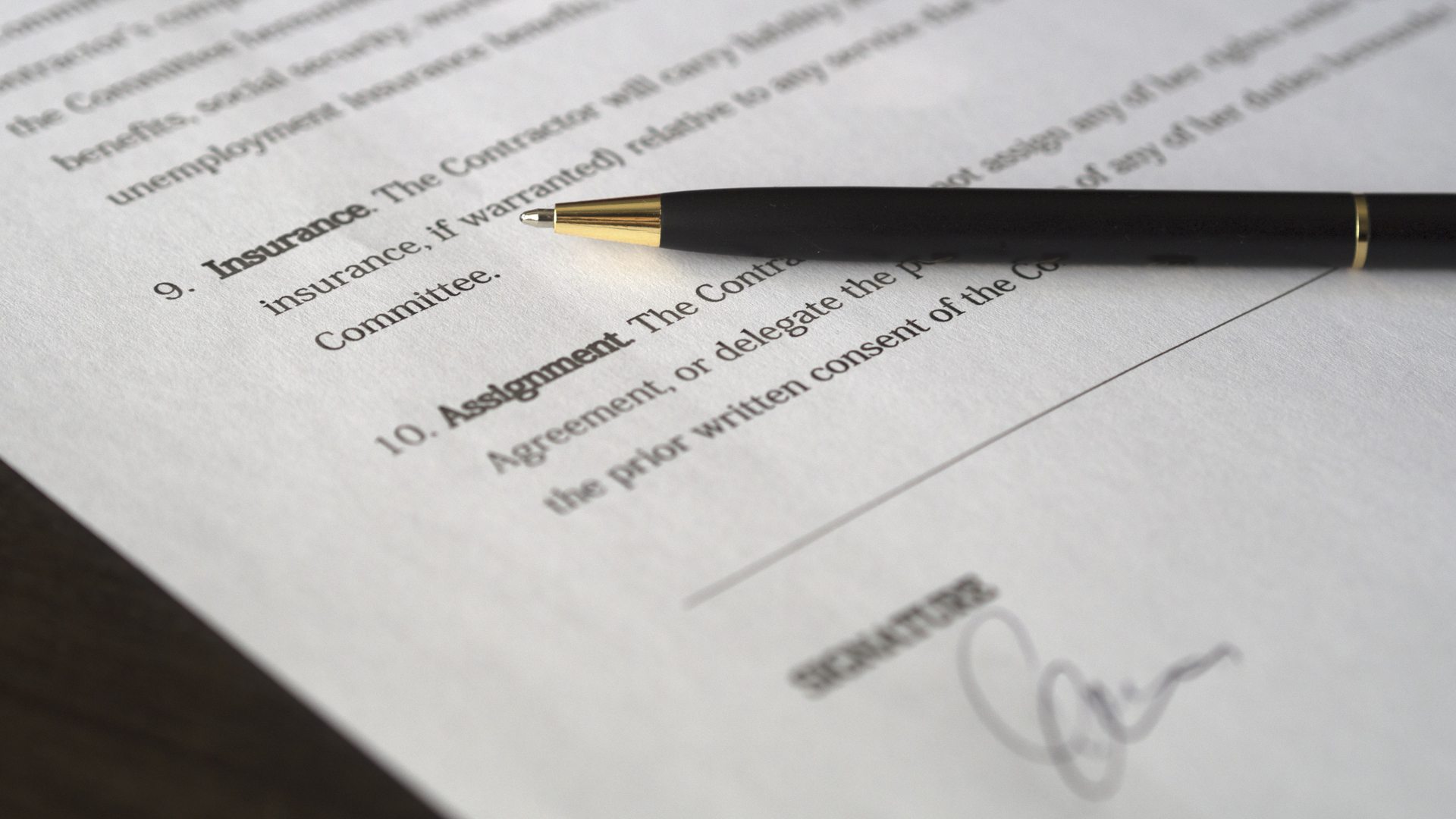 How eSignatures Can Impacts the Insurance Industry