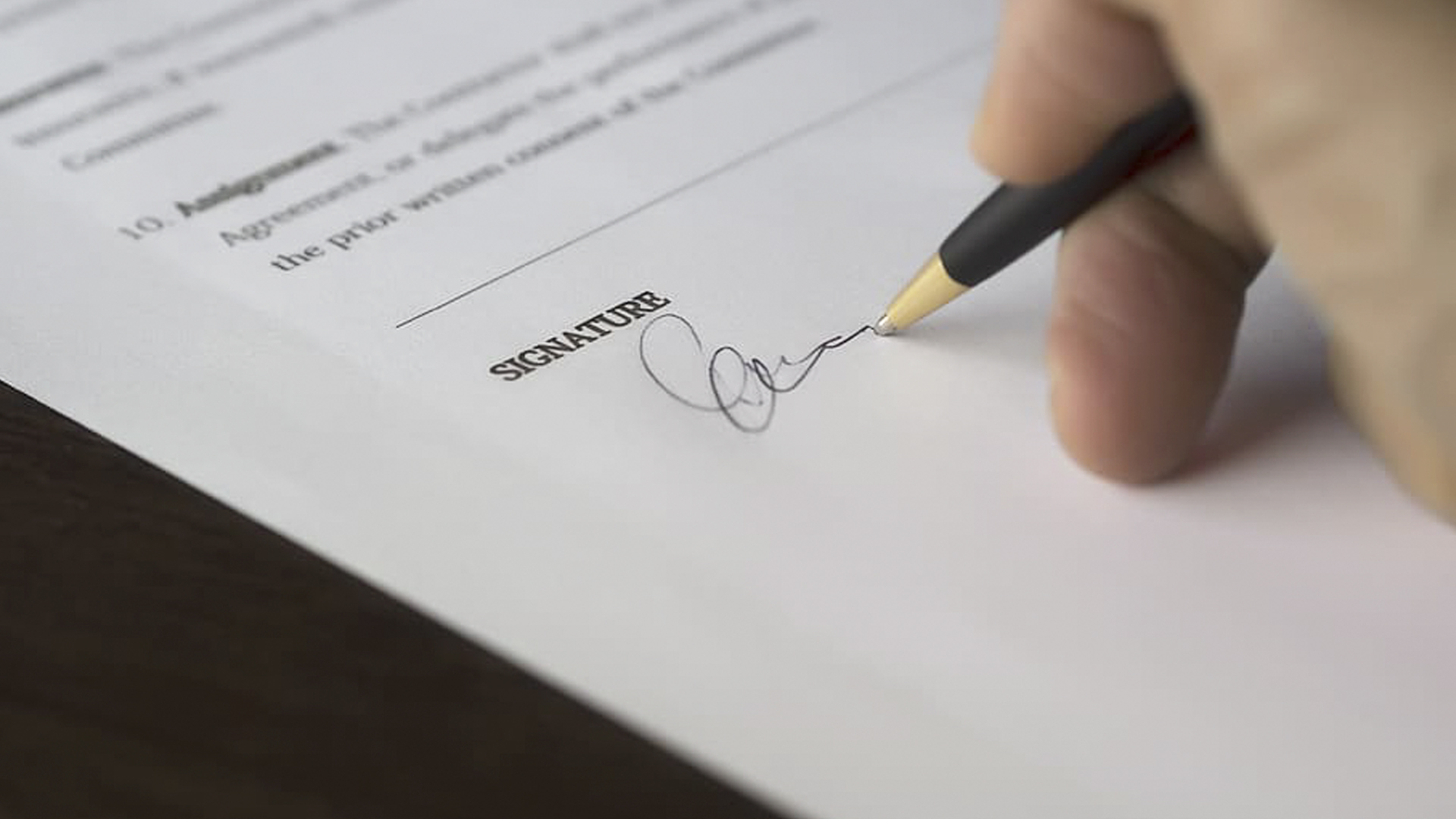 Legally binding eSignatures for the insurance industry