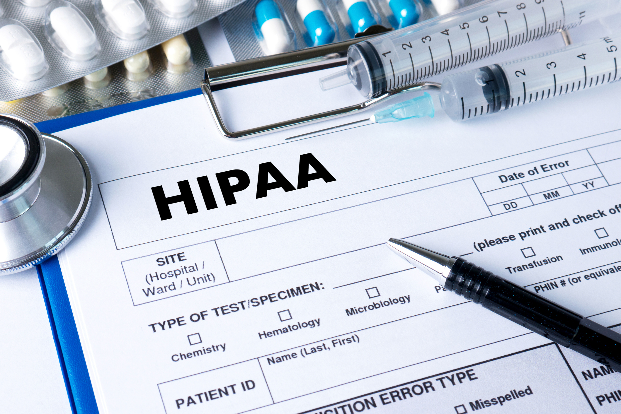 DigiSigner ensures compliance with HIPAA regulations